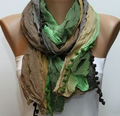 Scarf  fatwoman, $13.50