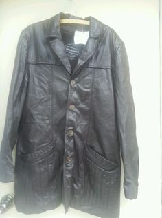 Peter England 44L Leather Jacket for men _Grab your Christmas Gift from Us2You #PeterEngland #BasicJacket