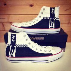 Walt Jabsco 2Tone Converse!!