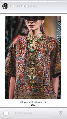 Desi Love, Indian Outfits, Indian Clothes, Indian Wear, Indian Style, Sabyasachi, Indian Jewelry, Indian Fashion, Hand Embroidery