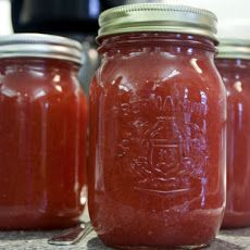 Tangy Spaghetti Sauce for Canning Recipe