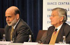 Bernanke ve Trichet'in yeni görevi - Fed eski Başkanı Bernanke, İngiltere eski Başbakanı Brown ve AMB eski Başkanı Trichet Pimco\'nun Danışma Kurulu\'na katılıyor