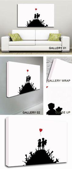 Love War - Banksy
