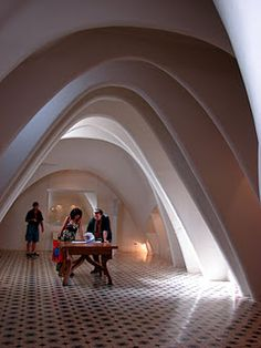 catenary arch Earthship, Vaulting, Arches, Barcelona, Photographs, Engineering, Barn, Construction, Architecture