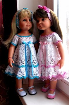 История одного платьица и ещё немного красоты. / Одежда и обувь для кукол - своими руками / Бэйбики. Куклы фото. Одежда для кукол