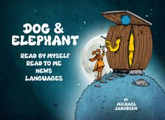 Children's book 'Dog and Elephant' on iPad only $ 2.99