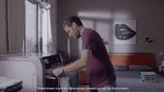 The #FoldiMate: A machine that folds your clothes.