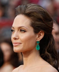 My favorite of all. Angelina has never hidden her darker side. I believe allowing herself to accept her dark and light has helped to shape her into the amazing actress, writer, director and peace ambassador she is today.