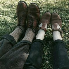 Ideas For Style Indie Hipster Shoes Gothic Rock, Soft Grunge, Goth Hippie, Different Aesthetics, Moda Vintage, Anne Of Green Gables, Punk, Look Fashion, Mens Fashion