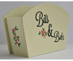 Bits & Bobs Storage Box