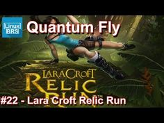 Gameplay android - Lara Croft Relic Run - Quantum Fly - YouTube
