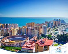 ¿Has empezado con frío el invierno? Quizá quieras hacer una visita a alguna de las ciudades españolas con mejor clima. http://noticias.eltiempo.es/2015/10/31/las-5-ciudades-espana-mejor-clima/