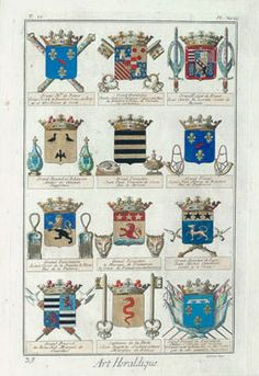 55 Best Coats of Arms - Cities, Towns & Districts images in