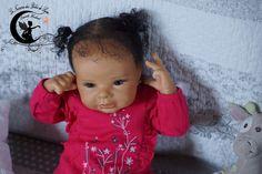 Izia Reborn Baby Doll gril kit Pialr d'Adrie Stoete.