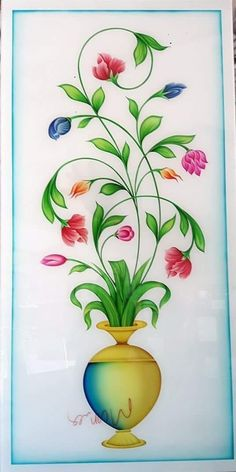 Glass Etching Designs, Glass Painting Designs, Paint Designs, Window Glass Design, Frosted Glass Design, Glass Wardrobe, Art Pictures, Art Pics, Etched Mirror