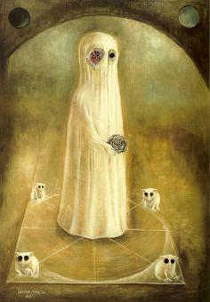 Art et Cancrelats: Leonora Carrington