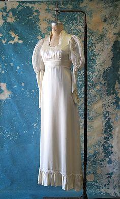 Vintage 1970's Dress Gunne Sax by Jessica by lovestreetsf