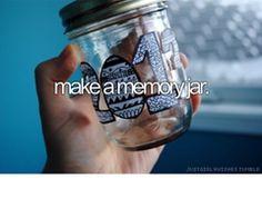 Cool idea! I think I'll try it 2014!
