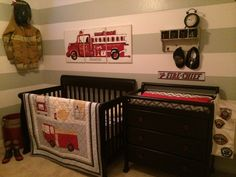 Superior Firefighter Nursery