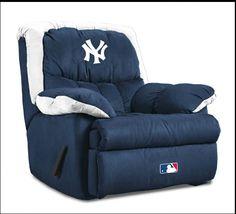 Yankees recliner