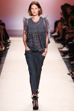 Isabel Marant Spring 2014 Ready-to-Wear