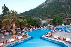 Oludeniz liberty hotel, Turkey