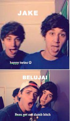 Jai&Luke=jake....Beau&Luke&Jai= BeluJai