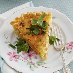 Caramelized Onion Quiche - Fluffy and Flavorful Quiche Recipes - Southern Living