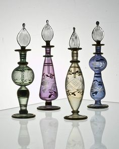 Perfume Bottles | Flickr - Photo Sharing!