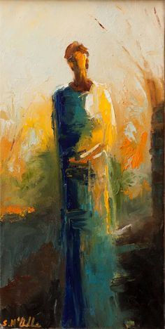 "Saatchi Art Artist Shelby McQuilkin; Painting, ""Change of Season"" #art"