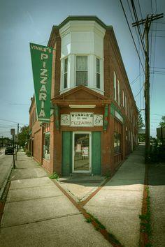Vinnie's Pizza, Concord, NH.