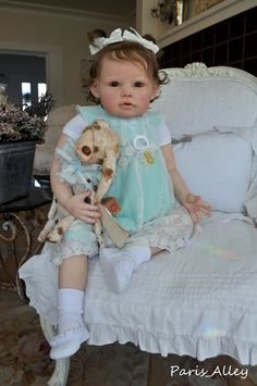 Ella Mae DeLange twins for custom orders email paris_alley@hotmail.com