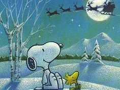 Merry Christmas, Snoopy (and Woodstock too :))