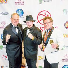 The Masters of the Martial Arts Hall of Fame events (http://ift.tt/1IGL6FB) were held June 2016 in San Antonio Texas (Key Note Speaker Grand Master Frank Dux) and Columbus Ohio (Key Note Speaker Master Alan Goldberg). The Masters of the Martial Arts Hall of Fame is a 503c not-for-profit organization established to benefit the martial arts. The Masters works to enhance Excellence in the Martial Arts by promoting martial arts events to the Martial Arts Communityas well as developing Leadership…