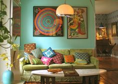 Pastel-Bohemian-Living-Room