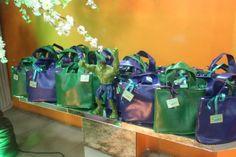 Festa Hulk - Lembrancinhas - Foto: arquivo pessoal