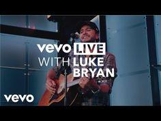 Luke Bryan - Most People Are Good – Vevo Live at CMA Awards 2017 - YouTube