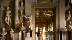 """Biblioteca Marciana, Venice, Italy Will Pryce: """"It's an extraordinary piece of design, a statement of confidence by the Venetian Republic."""