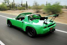 Porsche 914 V8...Very Modified