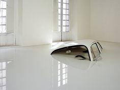 Ivan Puig, #art #artist #white #sinking