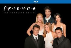 Friends is one of the best comedy series ever!  You can score Friends: The Complete Series Blu Ray Boxed Set at Metallman's Reverie!  Winner to be announced on Dec. 6th!