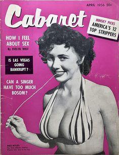 Cabaret, April 1956. (Meg Myles)