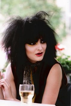 Siouxsie Sioux, early '80s.