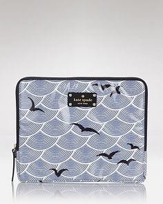 kate spade new york iPad Case - Birds Over Arches | Bloomingdale's