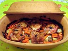 Pastry Recipes, Meat Recipes, Cooking Recipes, Chicken Legs, Bread And Pastries, Kung Pao Chicken, Food And Drink, Beef, Chips