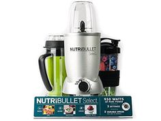 NutriBullet SELECT Multiple Functions Blender / Mixer System review