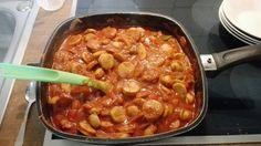 Low-Carb Currywursttopf, ein schönes Rezept aus der Kategorie Kochen. Bewertungen: 9. Durchschnitt: Ø 4,0.