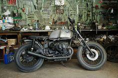 Jerikan Motorcycle, 1980 BMW R65