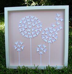 Dandelion Butterflowers