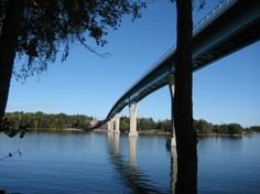 Lövö bridge to Kasnäs    http://www.napsu.fi